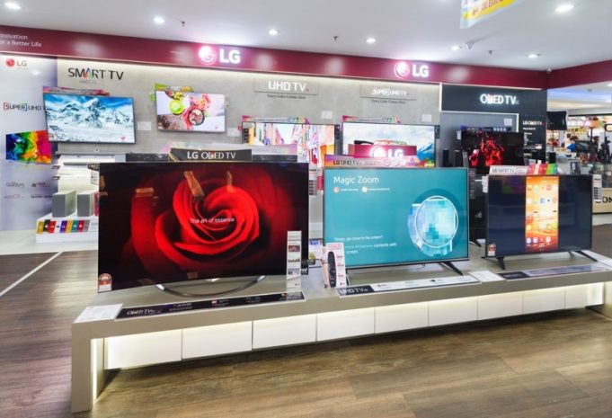 LG B7-TV: fænomenal billedkvalitet til en ultralav pris
